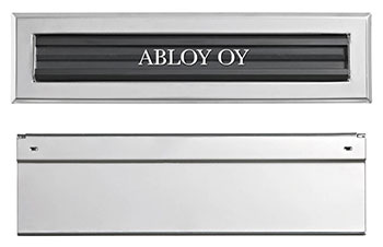 Abloy mail slot DF60 + 63